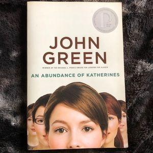john green paperback